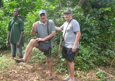 Siera Leone - Banana Islands